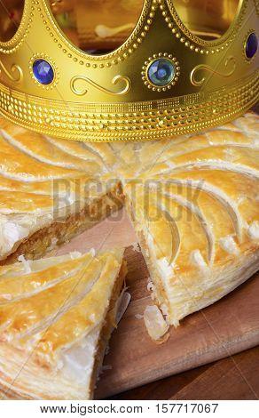 Epiphany Twelfth Night Cake