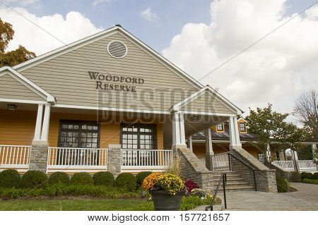 Woodford Reserves Visitors Center