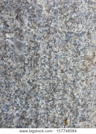 Texture and Seamless background of grey granite stone