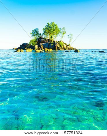 Paradise Wallpaper Seascape