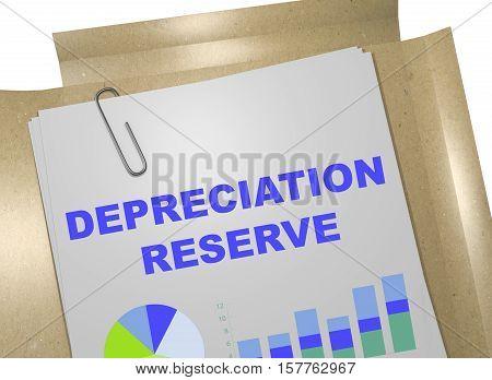 Depreciation Reserve Concept