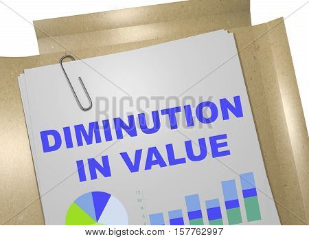 Diminution In Value Concept