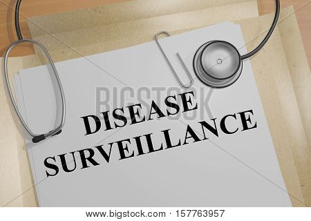 Disease Surveillance - Medical Concept