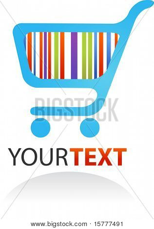 icon of shopping cart