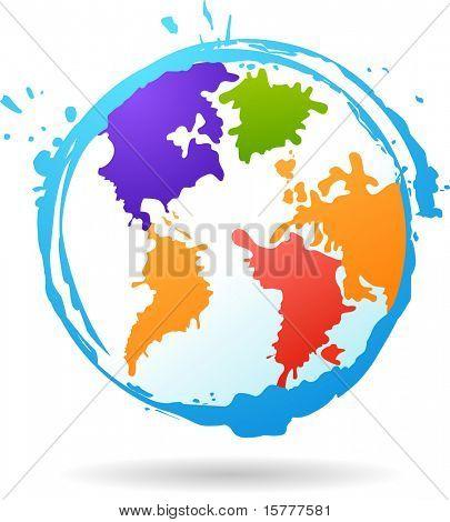 color glob