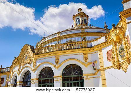 Seville Casino de la Exposicion in sevilla Andalusia of spain