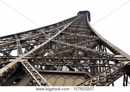 The Tour Eiffel in Paris France 2013