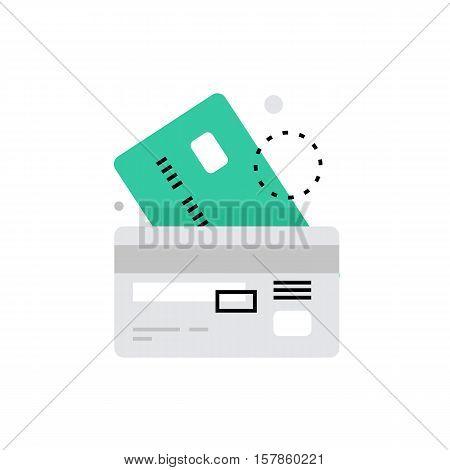 Credit Cards Monoflat Icon.