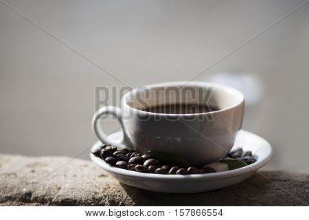 Cup Of Coffee Or Tea