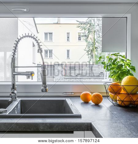 Functional Kitchen Sink