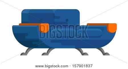 Illustration Of Sofa
