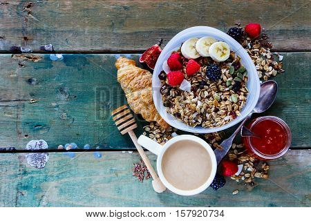 Diet Breakfast Set