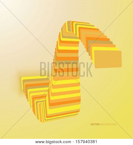 A set of colored rectangles on a bright background