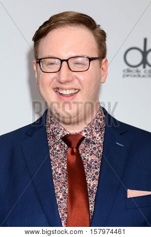 LOS ANGELES - NOV 20:  Matt Bellassai at the 2016 American Music Awards at Microsoft Theater on November 20, 2016 in Los Angeles, CA