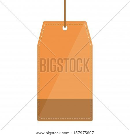 Label icon. Shopping commerce and market and tore theme. Isolated design. Vector illustration