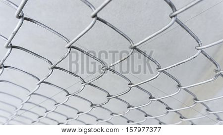 Old fence net line background fence texture metal fence