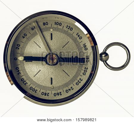 Vintage Looking Compass