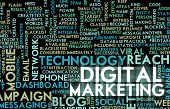 Digital Marketing on the Internet and Other Media poster