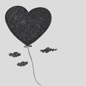 Balloon - Heart