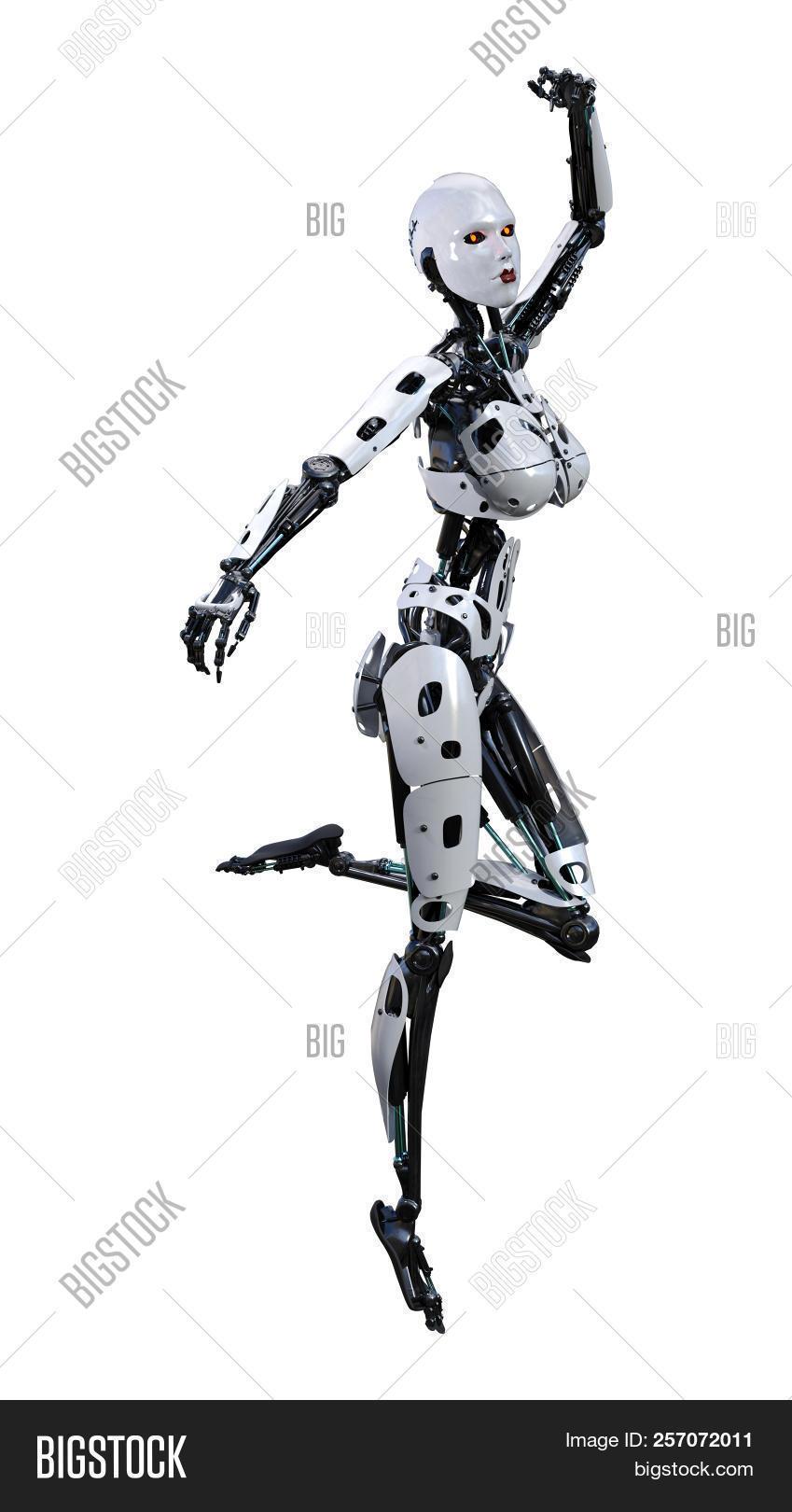3D Rendering Female Image & Photo (Free Trial)   Bigstock