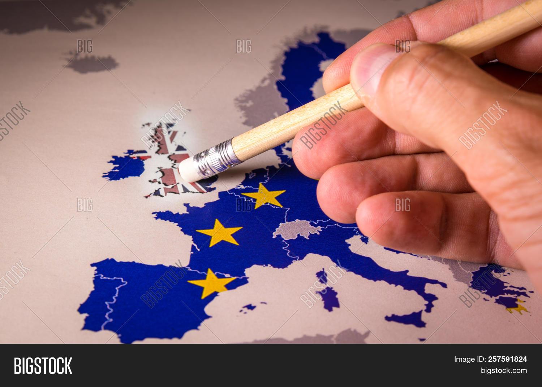 European Union Map Uk Image & Photo (Free Trial) | Bigstock