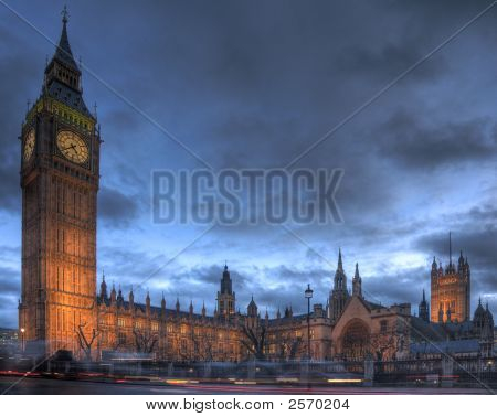 Houses Of Parliament, Westminster