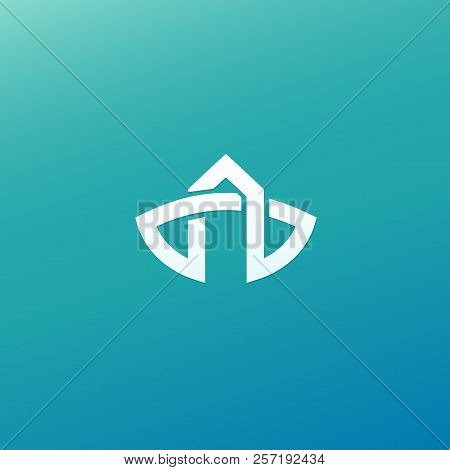 Abstract Vetor Crown Logo Vector Design. Sign For Beauty Salon, Elite Accessories, Jewelry, Hotels,