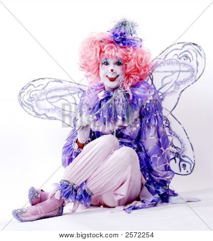 Circus Cown With Wings