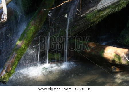 Waterfall End