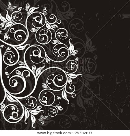Decorative vector background