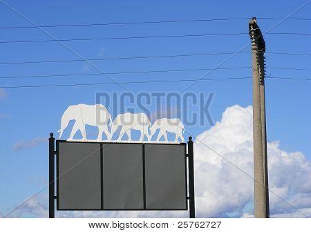 Jumbo clouds