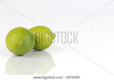 2 Whole Limes