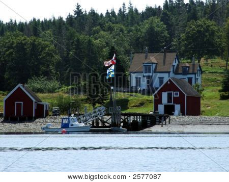 Coastal Summer Home