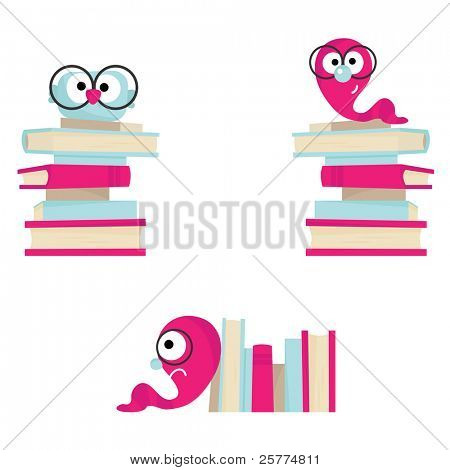 Vector books.