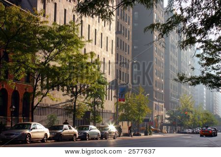 Manhattan Street_Filtered