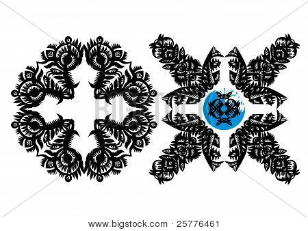 Decorative Snowflake