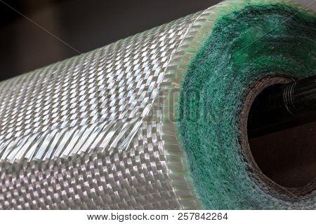 Fiberglass Fabric Composite Roll Material Fmr Industry