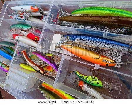 Fishing Lure Kit