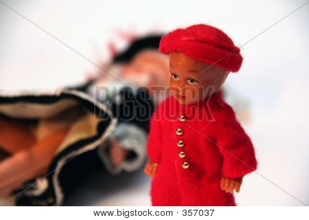 Bedouin Arab Doll