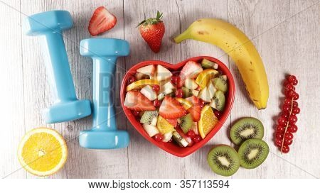health food and dietetic food concept- healthy lifestyle