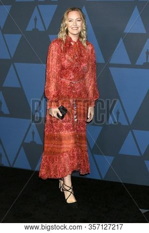 LOS ANGELES - OCT 27:  Lynette Howell Taylor at the Governors Awards at the Dolby Theater on October 27, 2019 in Los Angeles, CA