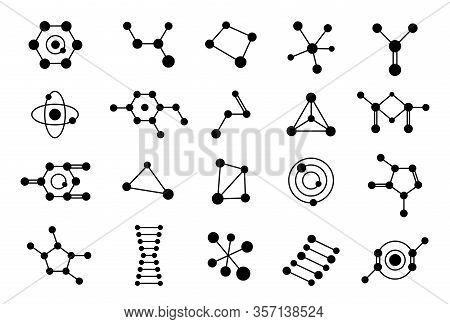 Molecular Structure. Chemistry Scientific Research, Biochemistry Dna Connect, Symbols Nanotechnology