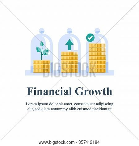 Pension Fund, Saving Money, Fund Raising, Long Term Investment, Interest Rate, Earn More, Revenue In
