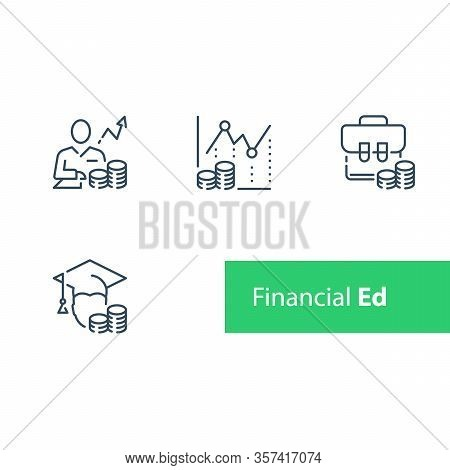 Financial Education, Stock Market Analysis And Investment Course, Portfolio Strategy Adviser, Trust