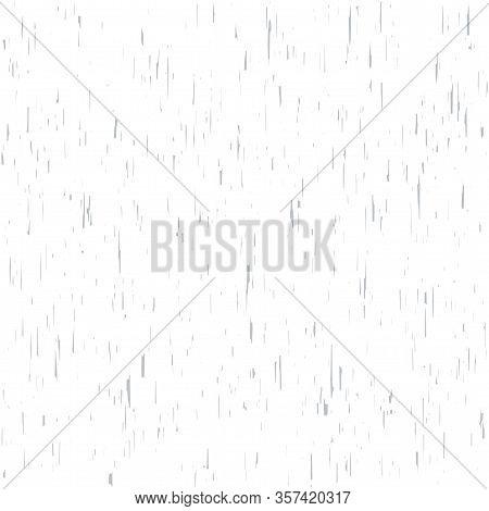 Subtle Rough Background, Grunge Scratched Pattern, Worn Surface White Backdrop