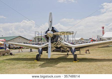 Super Corsair 74 Front View