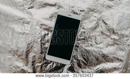 Cell Phone Radiation Protect, Mobile Phone Anti-radiation, Powering Down, Radiation-blocking Materia