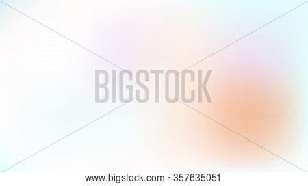 Defocused Mesh Vector Background, Hologram Neon Overlay. Dreamy Pink, Purple, Turquoise Glitch Femal