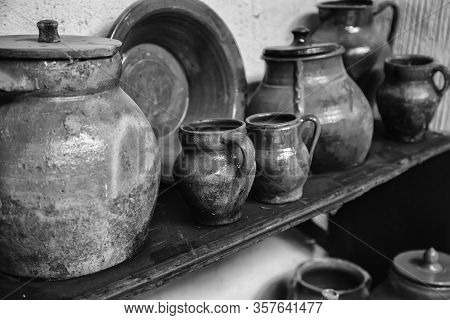 Old Clay Objects