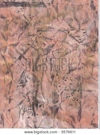 Background Peach Animal Skin